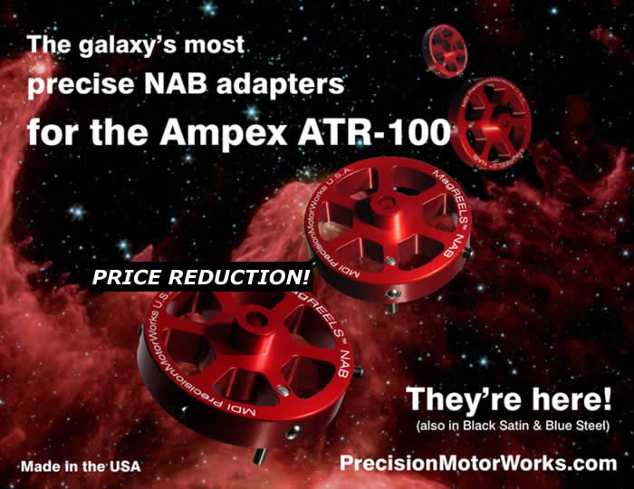 The galaxy's most precise NAB adapters for the ATR-100. They're here!